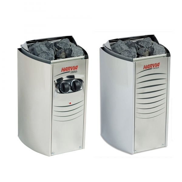 Електрическа печка за сауна серия Harvia Vega Compact