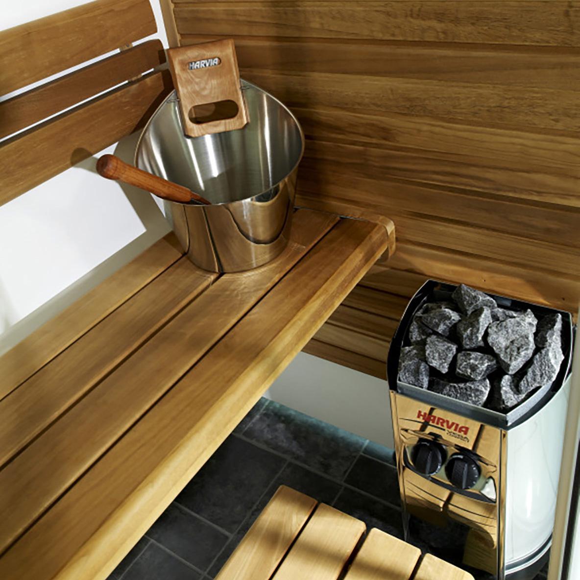 Електрическа печка за сауна серия Harvia Vega Compact 2