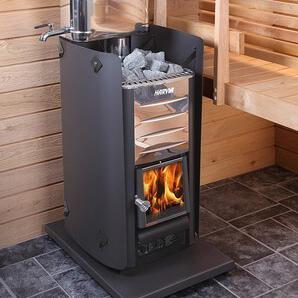 Печка на дърва за сауна 4