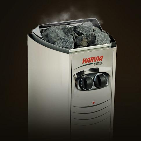 Електрическа печка за сауна серия Harvia Vega Compact 1