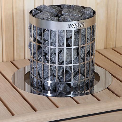 Електрическа печка Harvia Cilindro 3