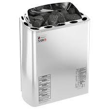 Електрическа печка серия SAWO MINI X 2