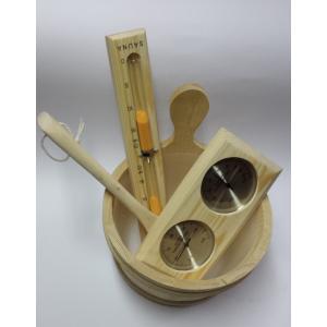 SAWO Комплект дървени аксесоари за сауна