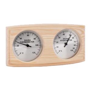 SAWO Дървен термометър-хигрометър за сауна