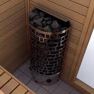 Електрическа печка за сауна SAWO Aries Wall 2