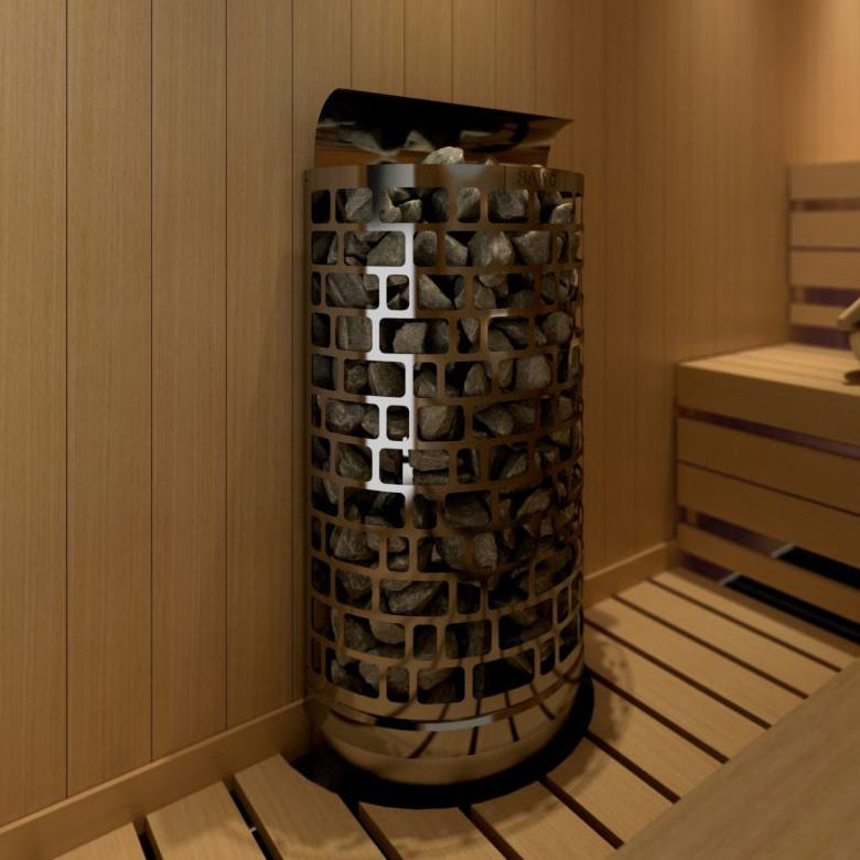 Електрическа печка за сауна SAWO Aries Wall 1