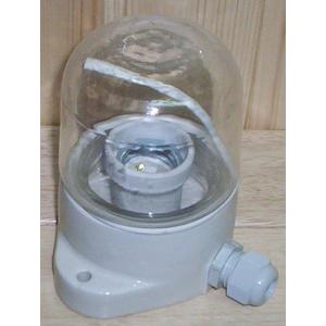 Керамична лампа за сауна