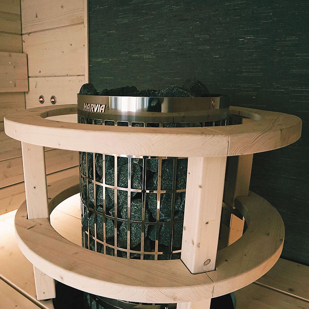 Електрическа печка Harvia Cilindro Pro 2