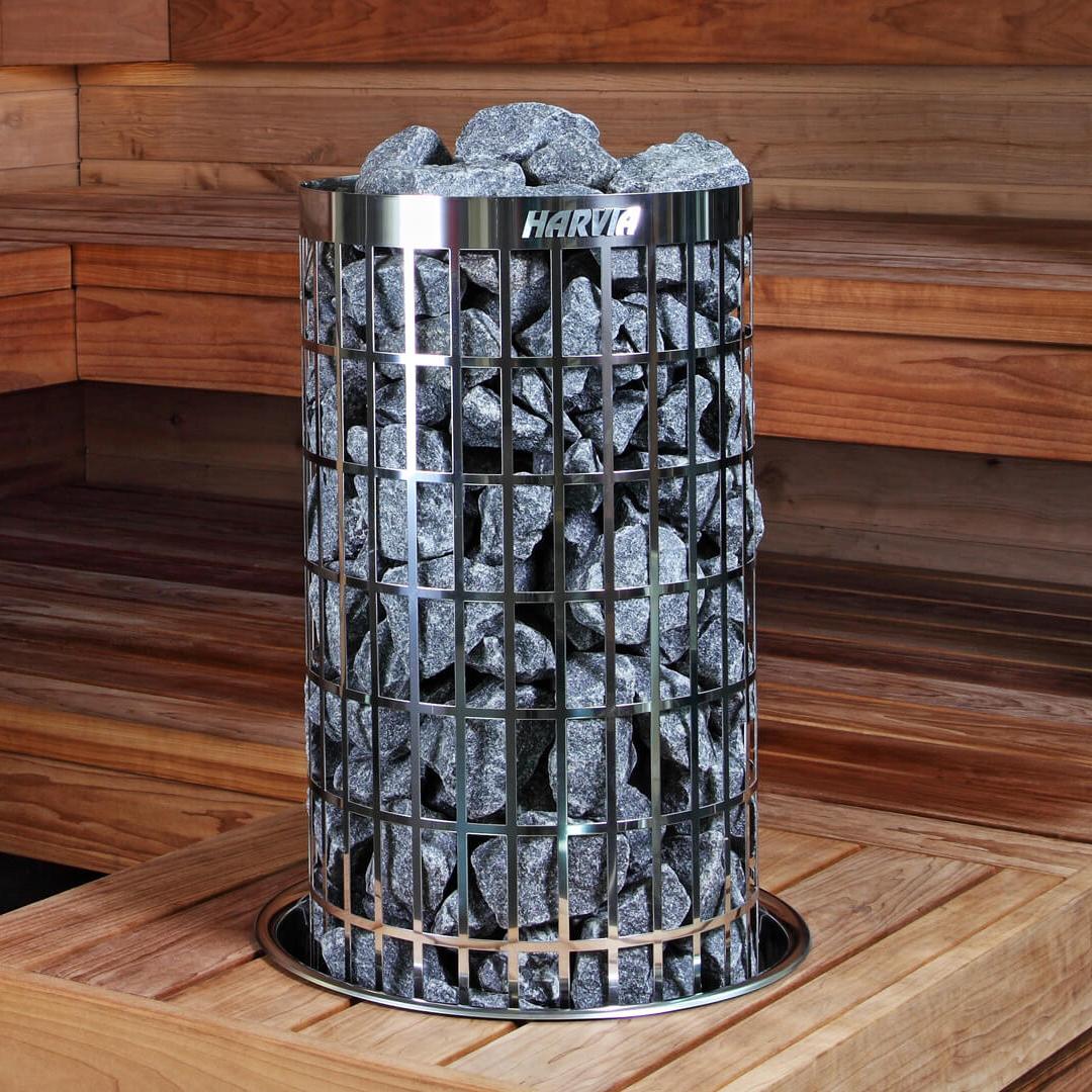 Електрическа печка Harvia Cilindro Pro 1